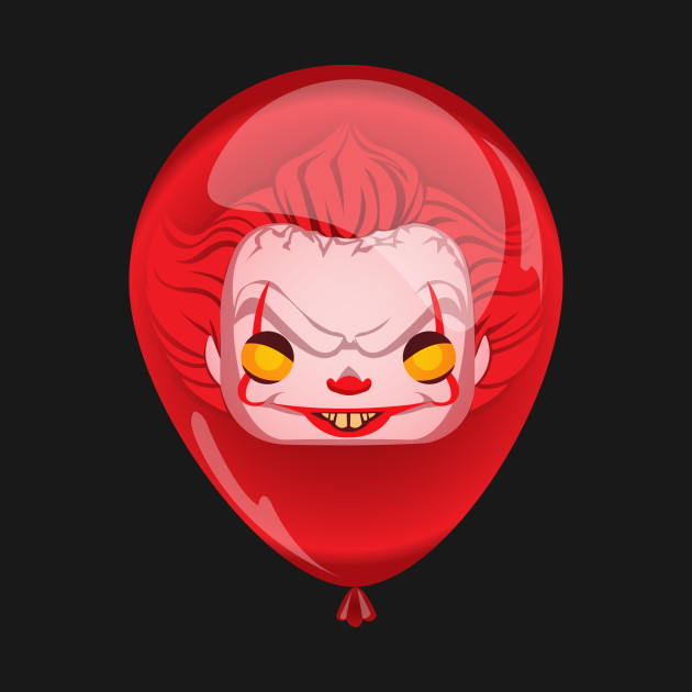 Pennywise- Red Balloon