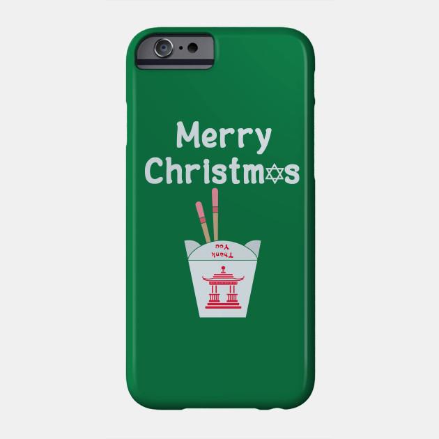 Jewish Christmas Gift Hanukkah Christmas Matching Family Phone Case