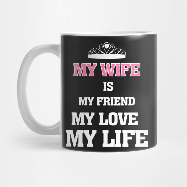 I love my LITHUANIAN Wife Ceramic Coffee Tea Mug Cup