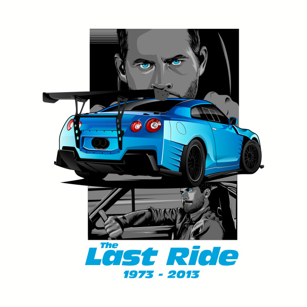 Paul Walker The Last Ride
