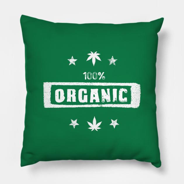 100% ORGANIC WEED