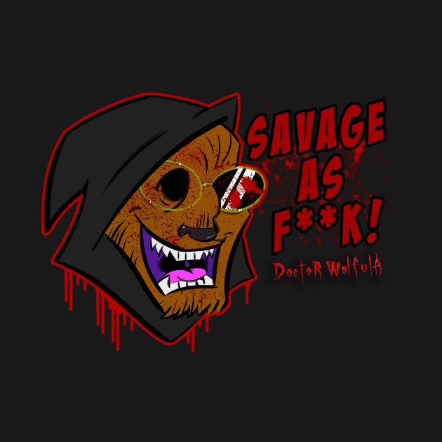 Dr. Wolfula 'Savage'