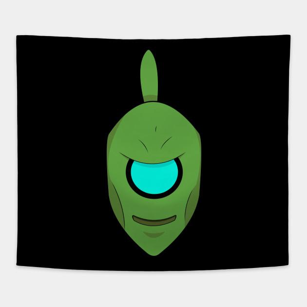 10 Ben Wildvine Alien Ben 10 Tapestry Teepublic