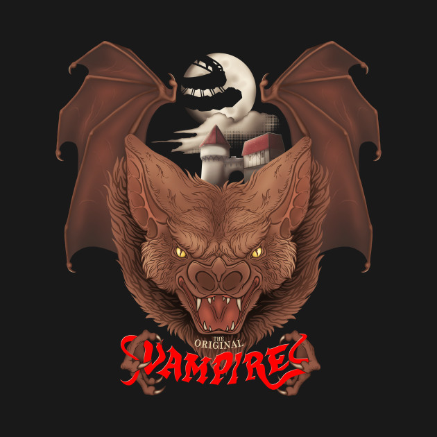 The Original Vampires of 1990
