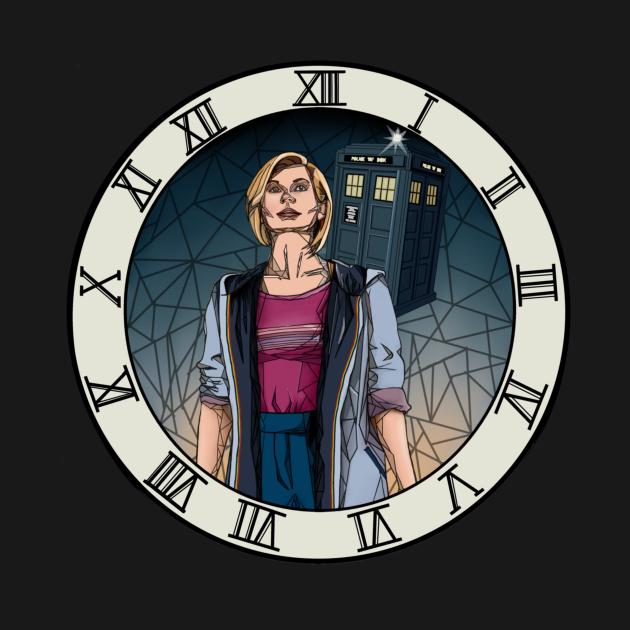 The Clock Strikes 13