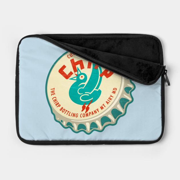 Vintage Chirp Soda Bottle Cap