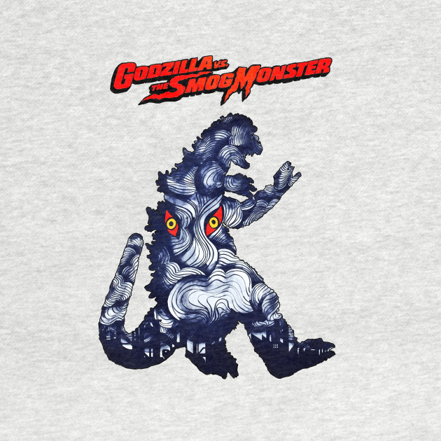 Godzilla Vs The Smog Monster