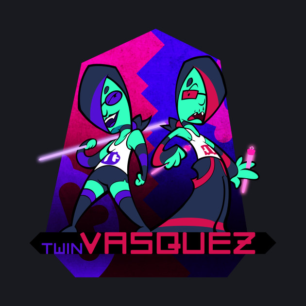 Twin Vasquez