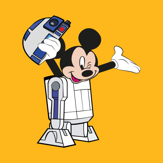 The Mouse Awakens