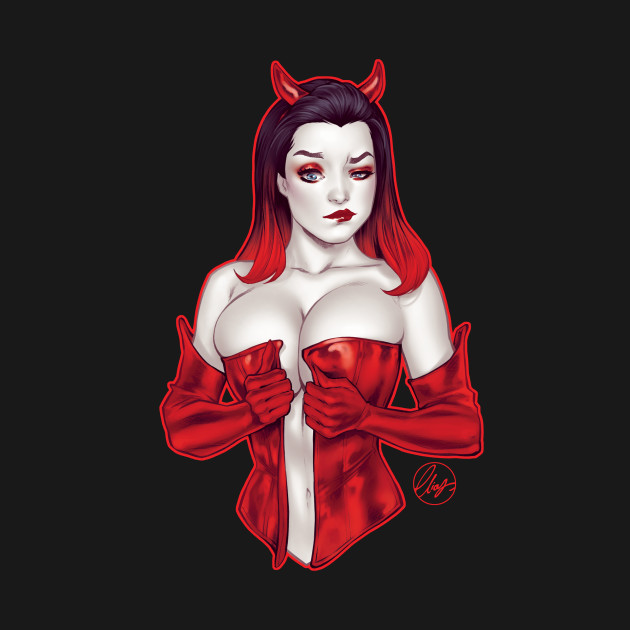 devil girl Female