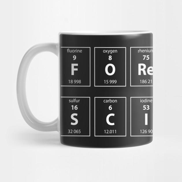 Forensic science periodic table periodic table mug teepublic 1689064 1 urtaz Images