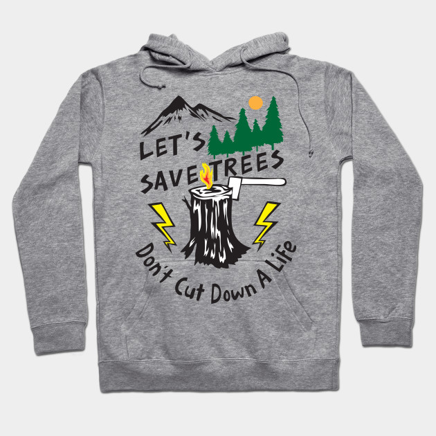 Let's Save Trees