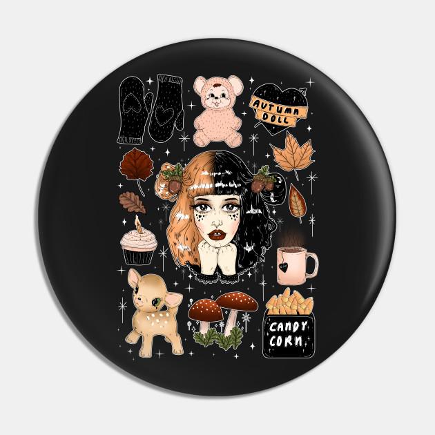 Crybaby autumn -black-