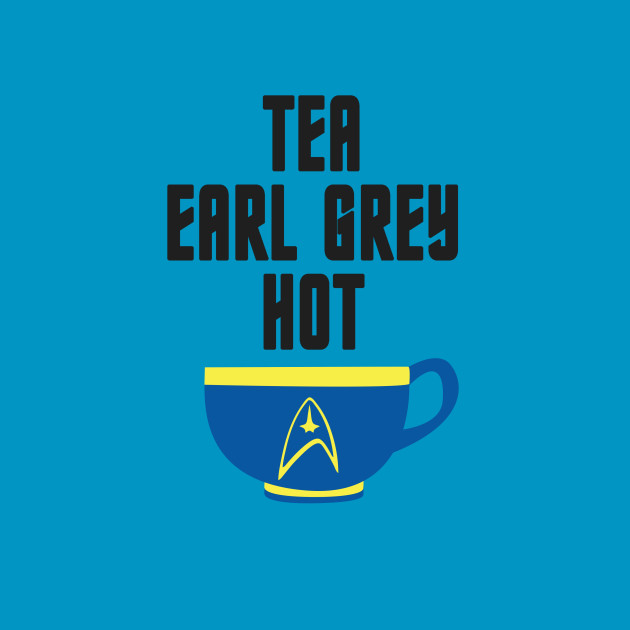 Tea Earl Grey Hot Picard