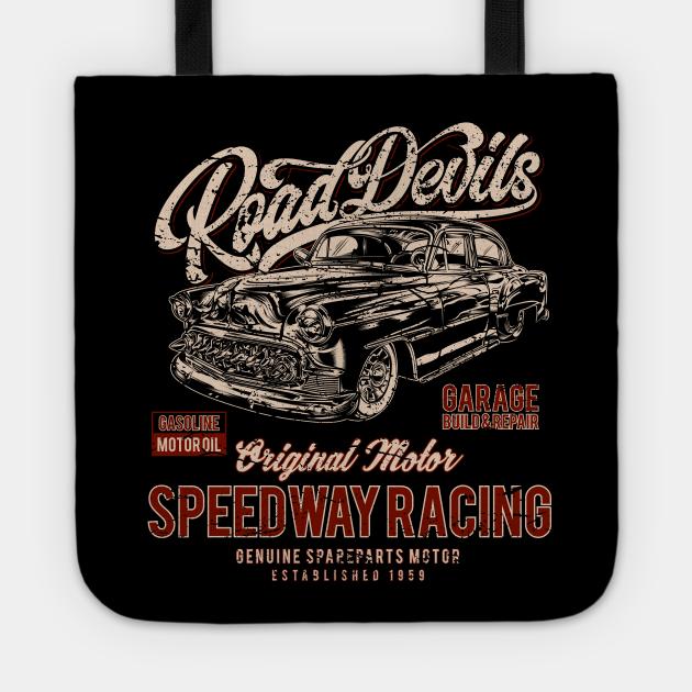 Road Devils Speedway Racing Hot Rod