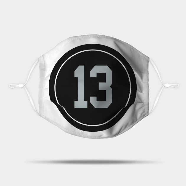 raiders jersey number 13
