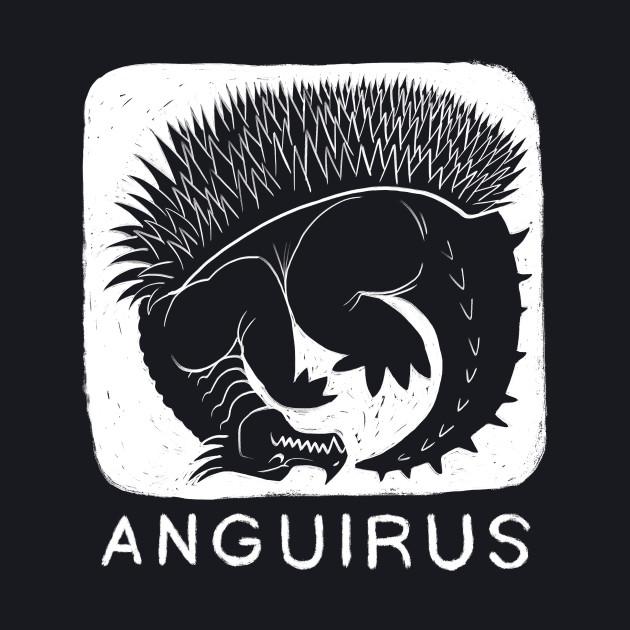 Anguirus is Cyclical