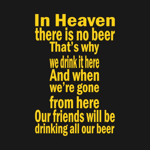 In Heaven...
