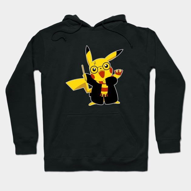 Pikachu Harry Potter Pokemon