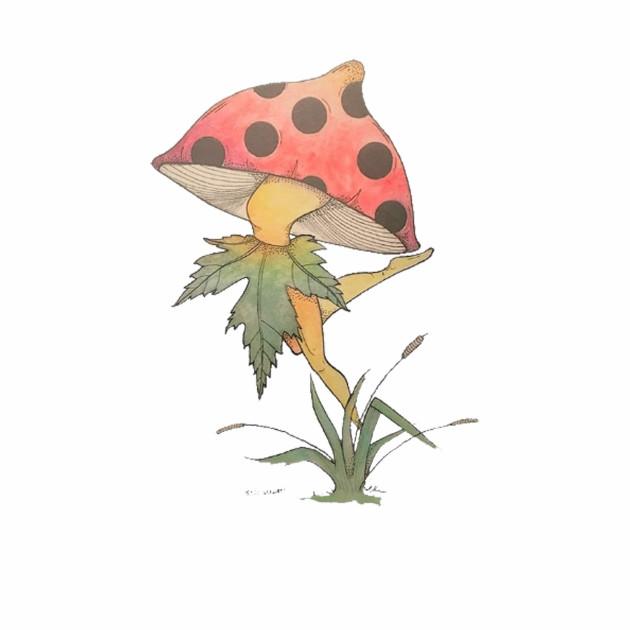 Fungi Faerie 2
