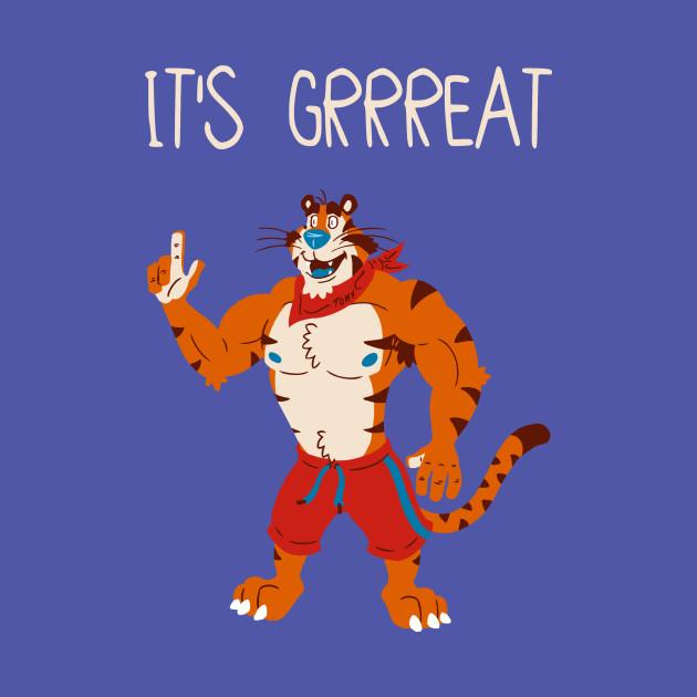 It's grrreat