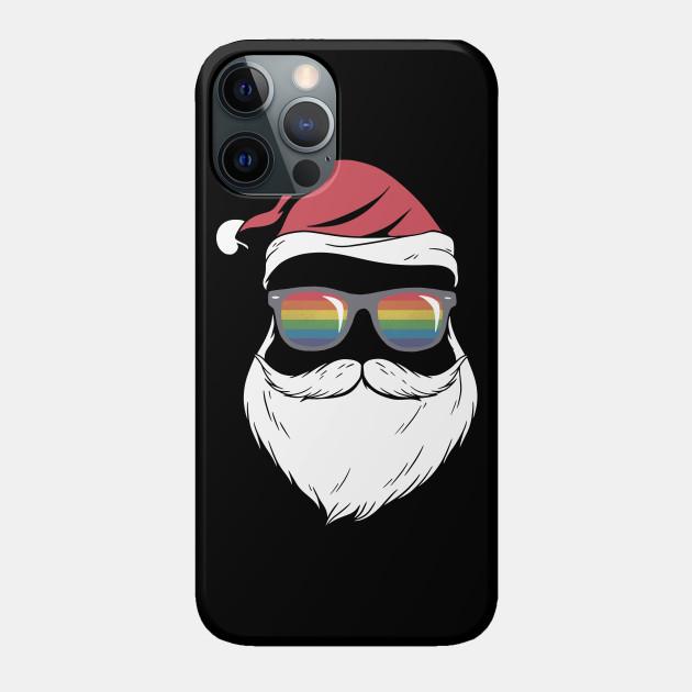Gay Santa Design