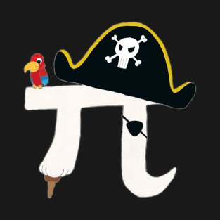 Pi-rate t-shirts