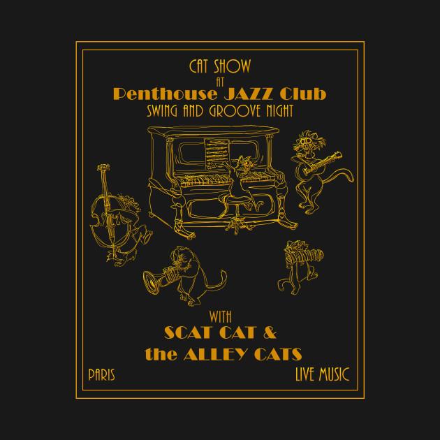 Cat-Deco Jazz Show