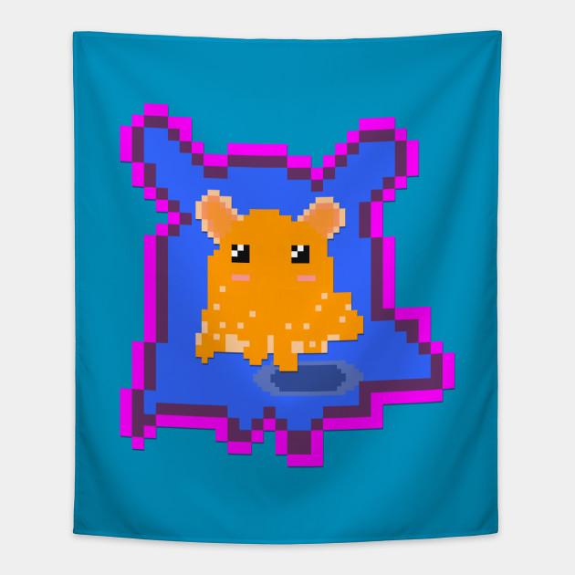 Flapjack Octopus Pixel