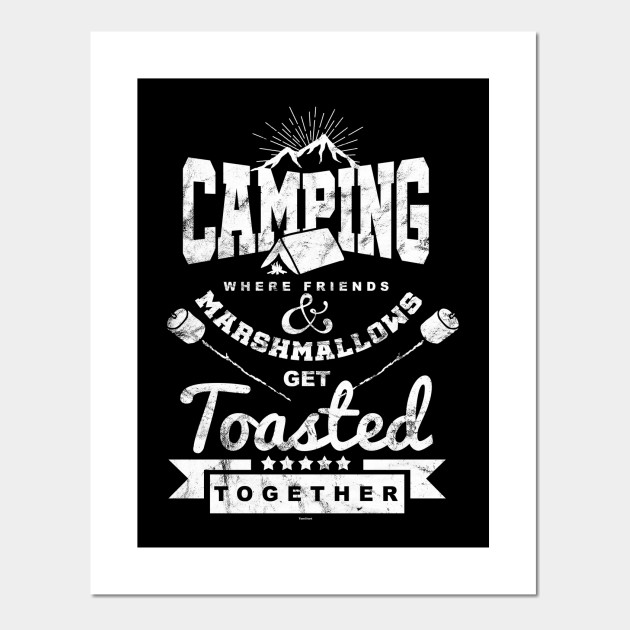 funny camping quotes camper gift