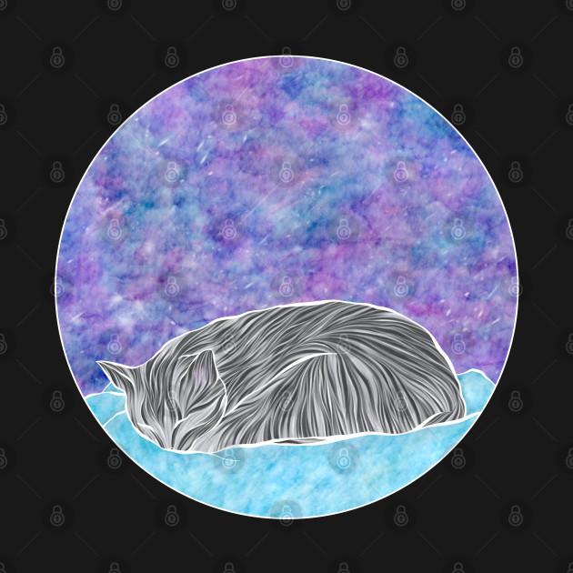 Starlight Dreams Tabby Cat