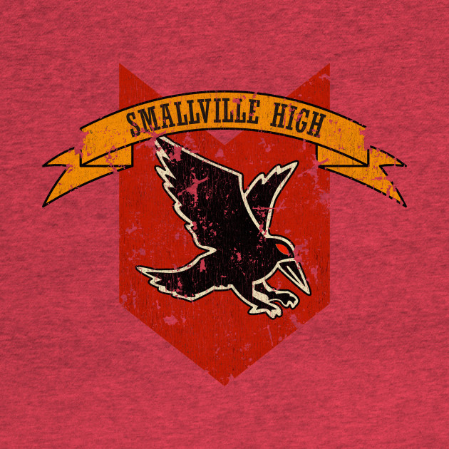 Smallville High School Crest