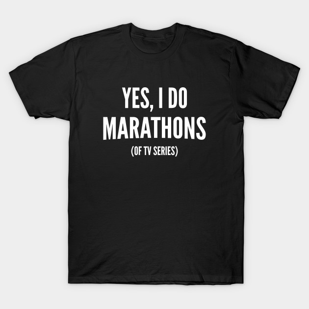 Yes, I Do Marathons
