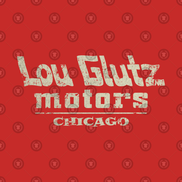 Lou Glutz Motors Chicago - Vintage