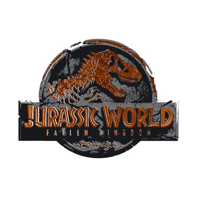 Old Jurassic World Fallen Kingdom