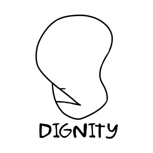 It's Dignity - Pocket T-Shirt