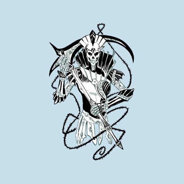 Knight of Bones