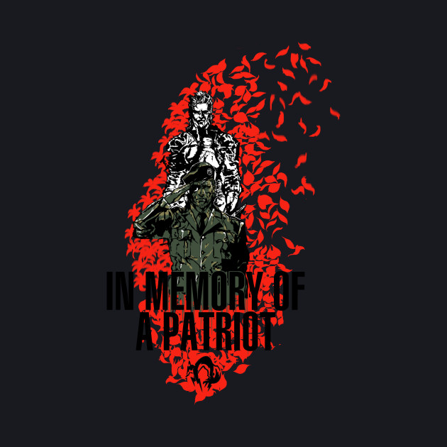 In Memory of a Patriot