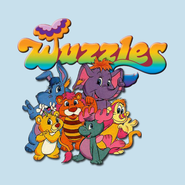 Image result for Wuzzles