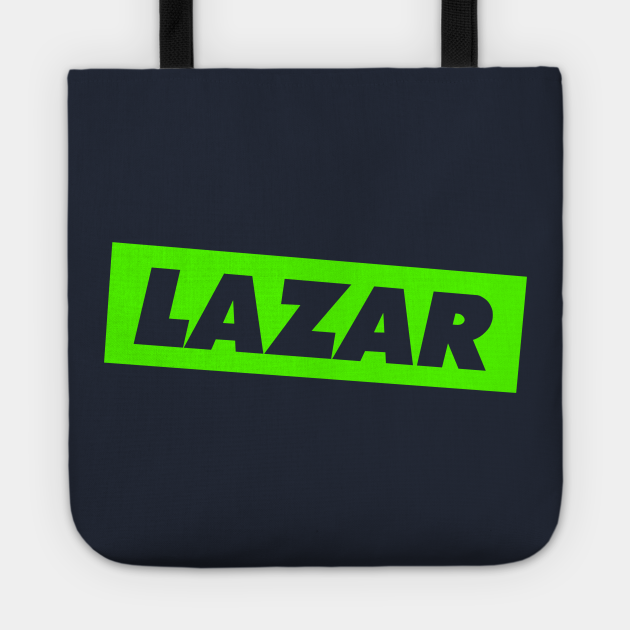 LazarBeam Logo Bright Green