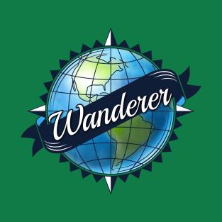 Wanderer t-shirts