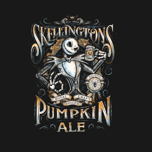 Skellingtons Pumpkin Ale Jack's Royal Craft