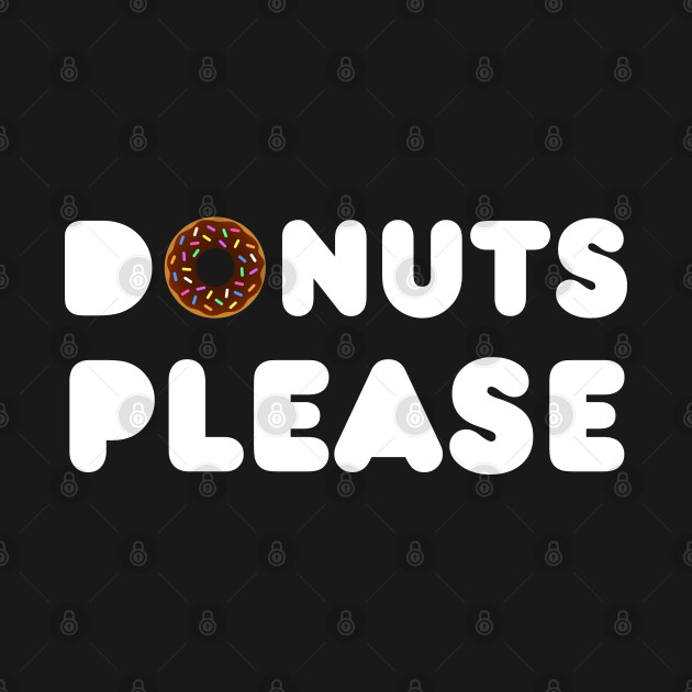 Donuts Please