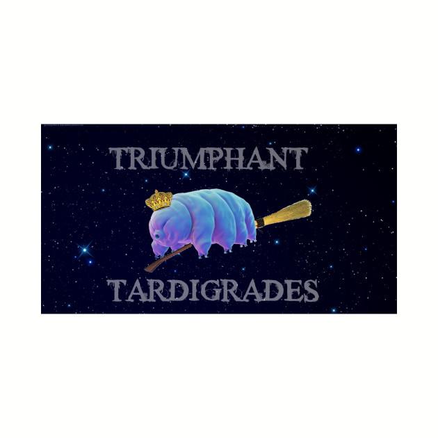 Triumphant Tardigrades Logo