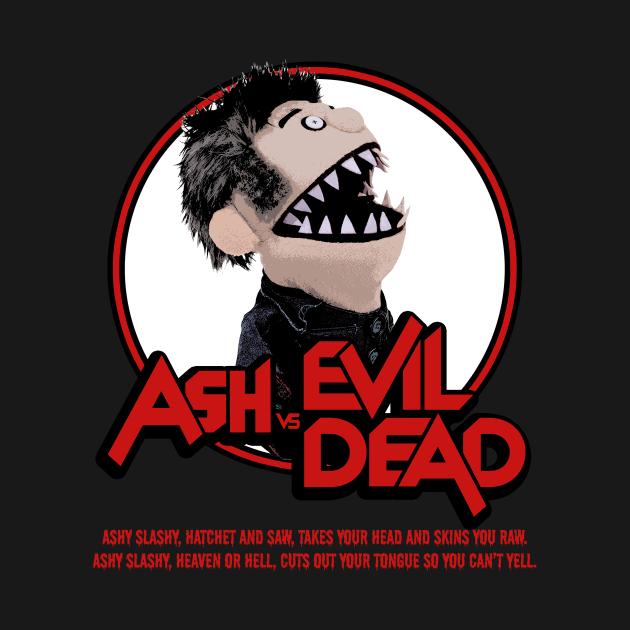 Ash Vs Evil Dead - Ashy Slashy