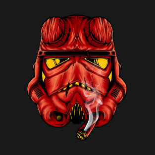 Hell Trooper t-shirts