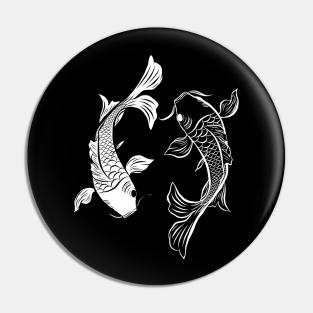 Yin yang fisch