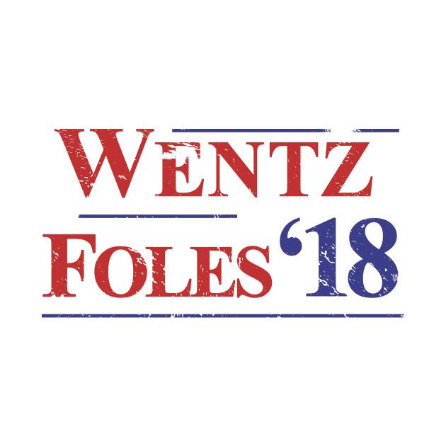 4dd7f14f4 Wentz Foles Super Bowl T Shirt T-Shirt - Wentz - Kids T-Shirt ...