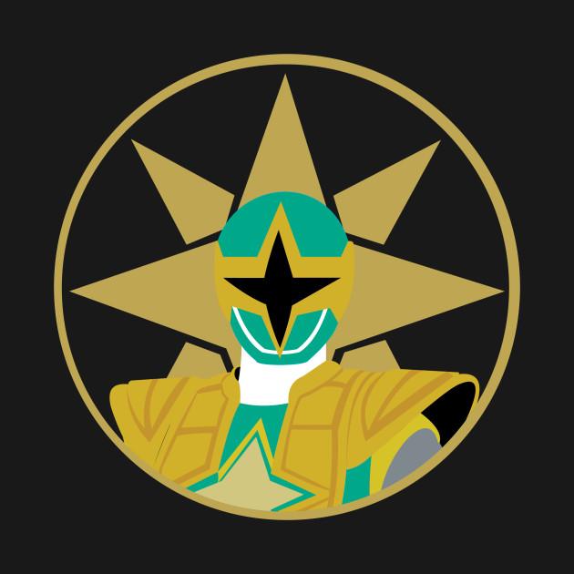 Green Samurai Ranger Power Rangers T Shirt Teepublic