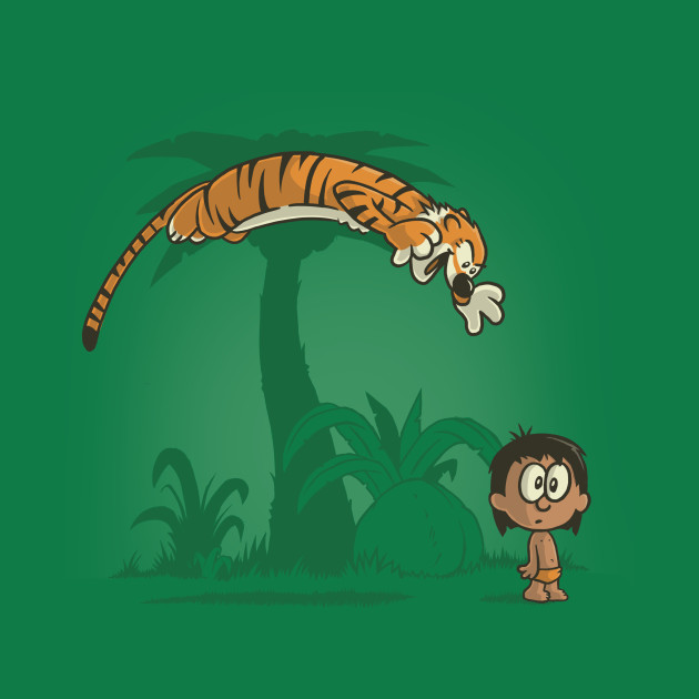Jungle Buddies T-Shirt